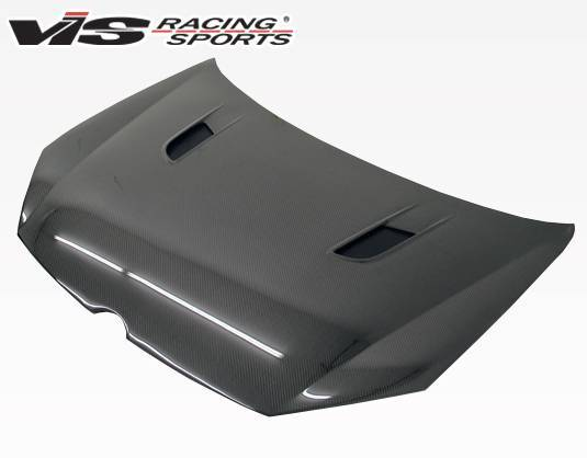 VIS Racing - Carbon Fiber Hood RVS Style for Volkswagen Golf 6 2DR & 4DR 10-14