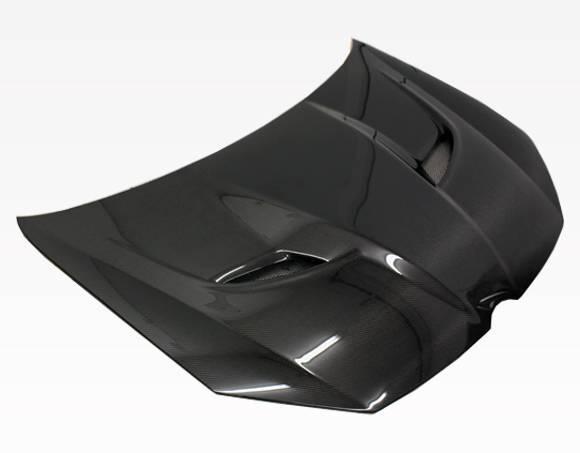 VIS Racing - Carbon Fiber Hood DTM Style for Volkswagen Golf 7 2DR & 4DR 2015-2019