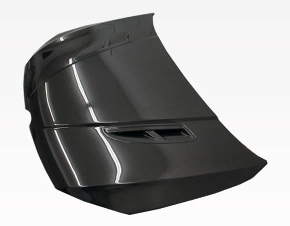 VIS Racing - Carbon Fiber Hood KS Style for Volkswagen Golf 7 2DR & 4DR 2015-2019
