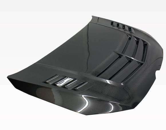 VIS Racing - Carbon Fiber Hood VST Style for Volkswagen Golf 7 2DR & 4DR 2015-2019