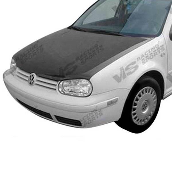 VIS Racing - Carbon Fiber Hood OEM Style for Volkswagen Jetta 4DR 93-98