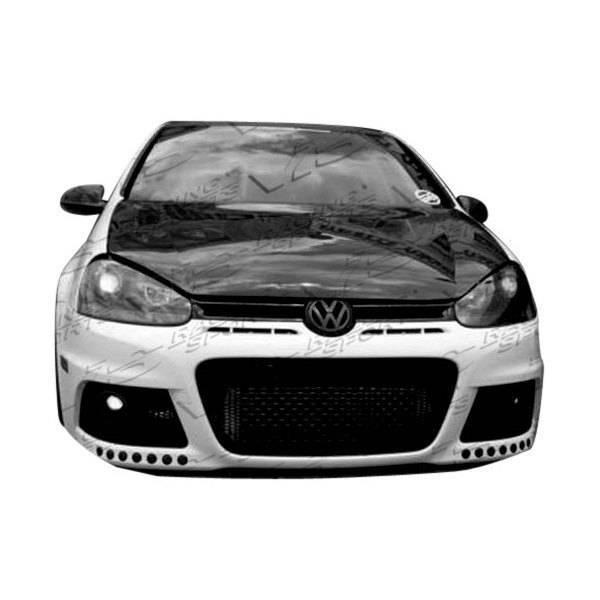 VIS Racing - Carbon Fiber Hood Boser Style for Volkswagen Jetta 4DR 06-09