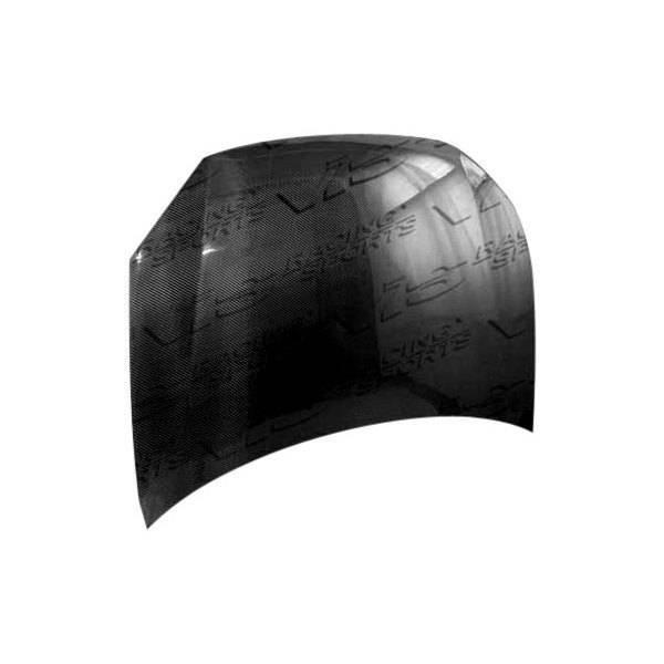 VIS Racing - Carbon Fiber Hood OEM Style for Volkswagen Jetta 4DR 06-09