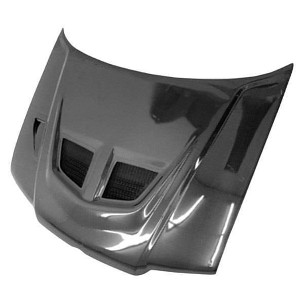 VIS Racing - Carbon Fiber Hood EVO Style for Volkswagen Jetta 4DR 99-05