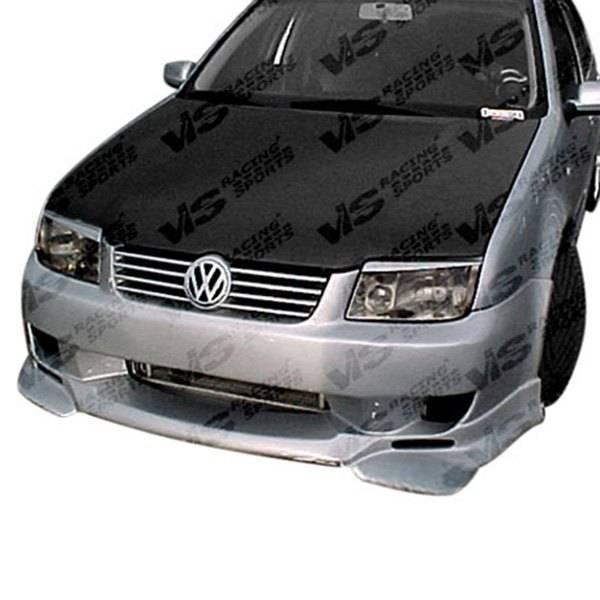 VIS Racing - Carbon Fiber Hood OEM Style for Volkswagen Jetta 4DR 99-05