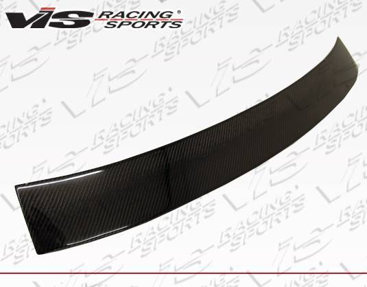 VIS Racing - Carbon Fiber Roof Spoiler A Tech Style for BMW E39 4DR 97-03