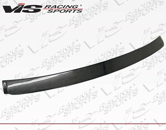 VIS Racing - Carbon Fiber Roof Spoiler A Tech Style for BMW E90 4DR 06-08