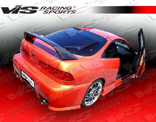 VIS Racing - Carbon Fiber Spoiler Type R Style for Acura Integra 2DR 94-01