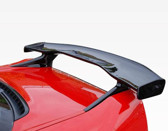 VIS Racing - Carbon Fiber Spoiler M Speed  Style for Acura NSX 2DR 91-07