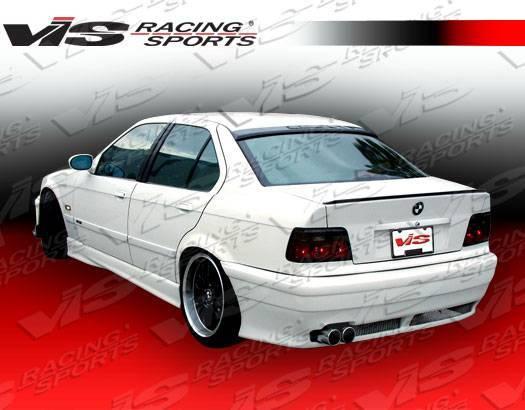 VIS Racing - Carbon Fiber Spoiler M3 Style for BMW E36 2DR 92-98