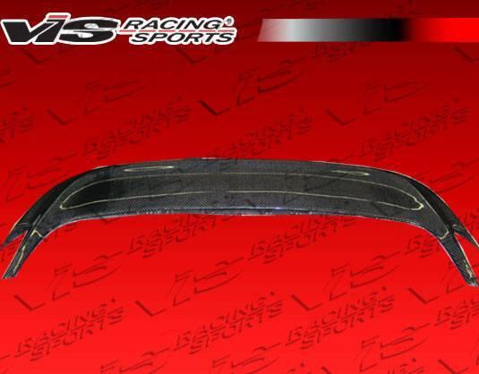 VIS Racing - Carbon Fiber Spoiler Stalker Style for Ford Mustang 2DR 99-04