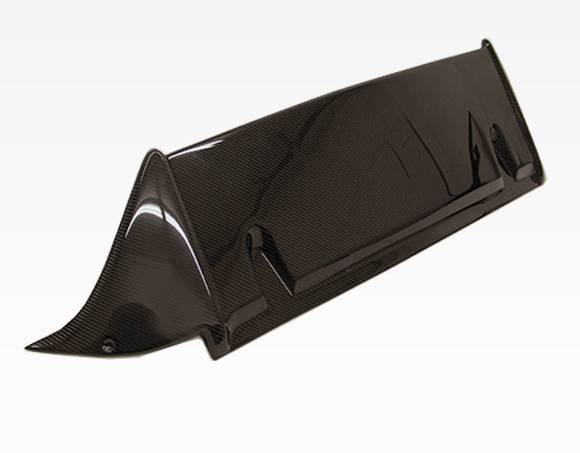 VIS Racing - Carbon Fiber Spoiler Tracer Style for Honda Civic Hatchback 92-95