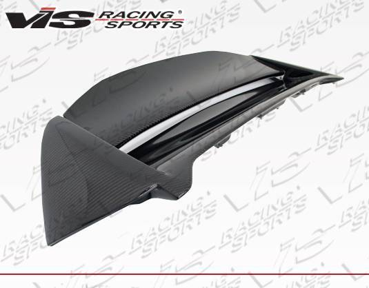VIS Racing - Carbon Fiber Spoiler Techno R Style for Honda Civic Hatchback 02-05