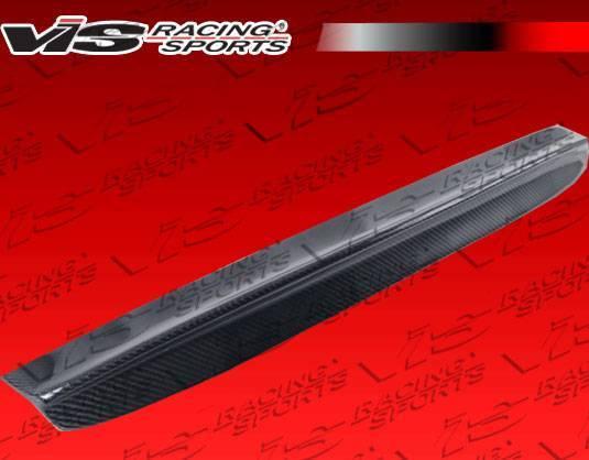 VIS Racing - Carbon Fiber Spoiler ASM Style for Honda S2000 2DR 00-09