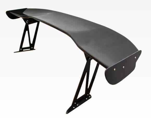 VIS Racing - Carbon Fiber Spoiler J Style for Honda S2000 2DR 00-09