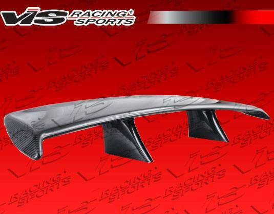 VIS Racing - Carbon Fiber Spoiler GNX Style for Hyundai Genesis 2DR 10-16
