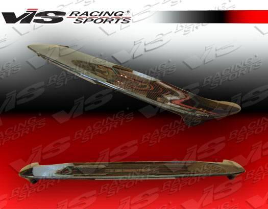 VIS Racing - Carbon Fiber Spoiler OEM Style for Infiniti G 35 2DR 03-07