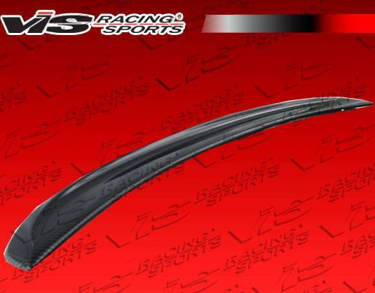 VIS Racing - Carbon Fiber Spoiler ISF Style for Lexus IS  4DR 06-10