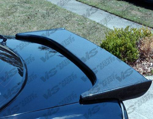 VIS Racing - Carbon Fiber Spoiler Falcon Style for Mitsubishi Eclipse 2DR 00-05