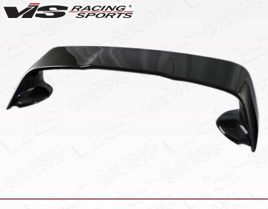 VIS Racing - Carbon Fiber Spoiler OEM Style for Mitsubishi Evo 10 4DR 08-15