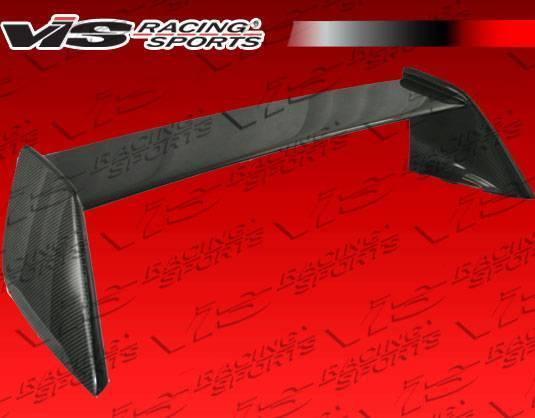 VIS Racing - Carbon Fiber Spoiler OEM Style for Mitsubishi Evo8 4DR 03-07