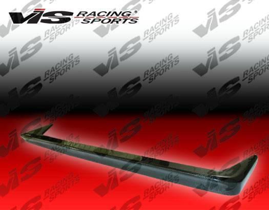 VIS Racing - Carbon Fiber Spoiler D1 Style for Nissan 240SX 2DR 95-98