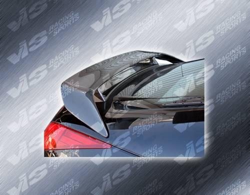VIS Racing - Carbon Fiber Spoiler Techno R Style for Nissan 350Z 2DR 03-08