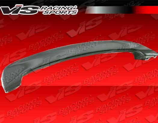 VIS Racing - Carbon Fiber Spoiler A Tech Style for Porsche Boxster 986 2DR 02-04