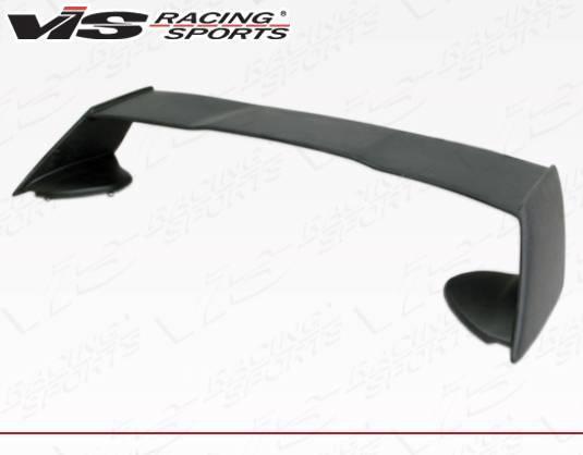 VIS Racing - Carbon Fiber Spoiler STI Style for Subaru WRX 4DR 08-14
