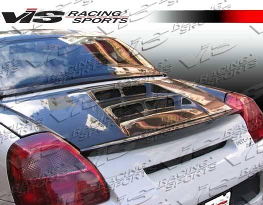 VIS Racing - Carbon Fiber Spoiler V Spec Style for Toyota MRS 2DR 00-05