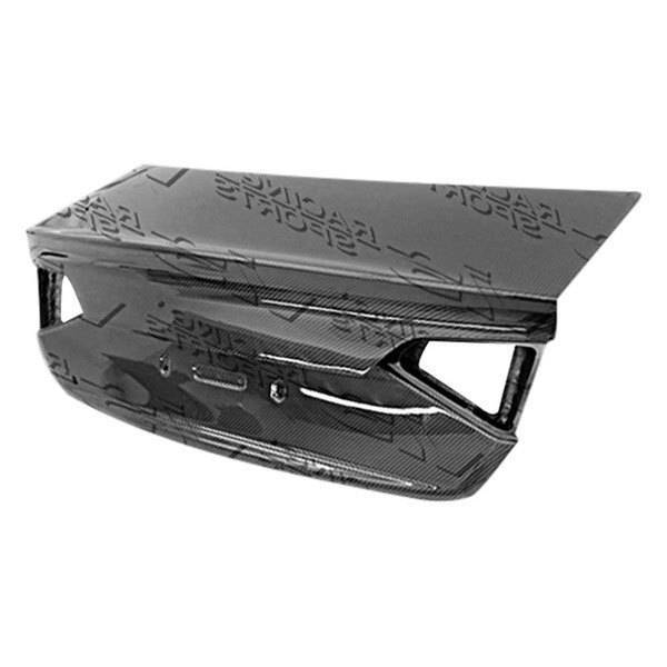 VIS Racing - Carbon Fiber Trunk OEM Style for Acura TSX 4DR 09-14