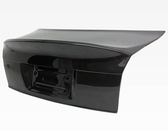 VIS Racing - Carbon Fiber Trunk CSL Style for Audi  A4 4DR 02-05