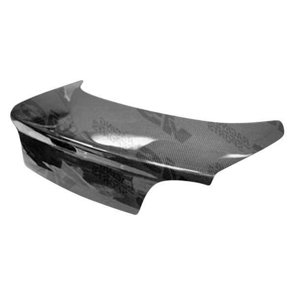 VIS Racing - Carbon Fiber Trunk OEM (Euro) Style for BMW 3 SERIES(E46) 2DR Conv 99-05