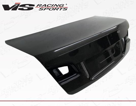 VIS Racing - Carbon Fiber Trunk OEM Style for BMW 3 SERIES(E92) 2DR 07-13