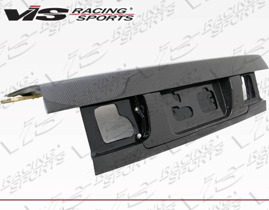 VIS Racing - Carbon Fiber Trunk OEM Style for Honda Accord 2DR & 4DR 92-93