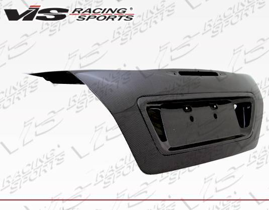 VIS Racing - Carbon Fiber Trunk OEM Style for Honda Accord 4DR 06-07