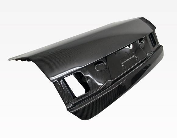 VIS Racing - Carbon Fiber Trunk OEM Style for Honda Accord 4DR 03-05