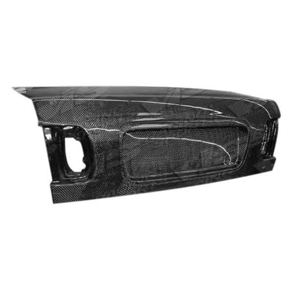 VIS Racing - Carbon Fiber Trunk OEM Style for Honda Civic 4DR 92-95