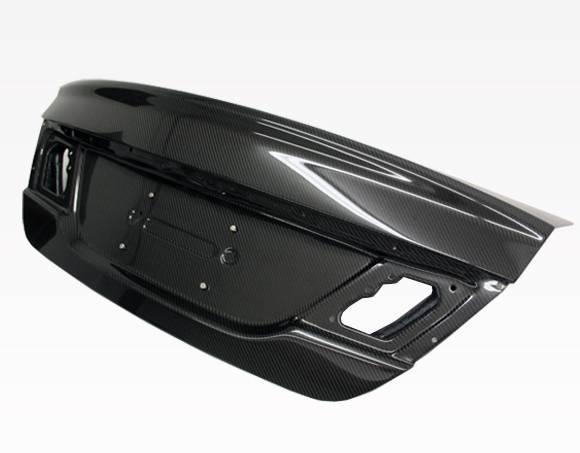VIS Racing - Carbon Fiber Trunk OEM Style for Honda Civic 4DR 13-14
