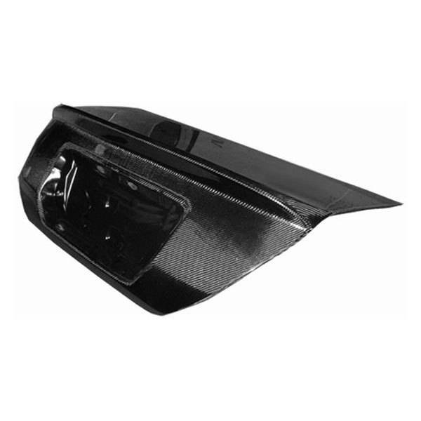 VIS Racing - Carbon Fiber Trunk CSL Style for Honda Civic 2DR 06-11