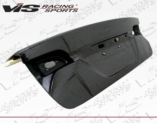 VIS Racing - Carbon Fiber Trunk OEM Style for Honda Civic 4DR 06-11