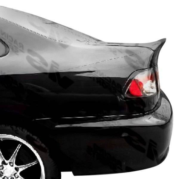 VIS Racing - Carbon Fiber Trunk CSL Style for Honda Civic 2DR 01-05
