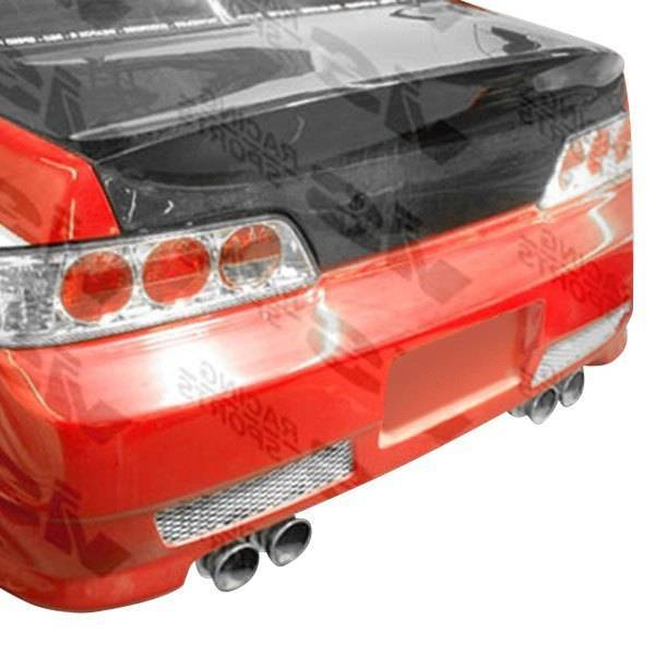 VIS Racing - Carbon Fiber Trunk CSL Style for Honda Prelude 2DR 97-01