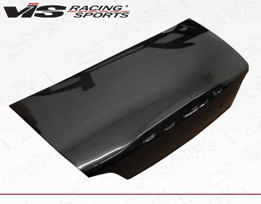 VIS Racing - Carbon Fiber Trunk OEM Style for Honda S2000 2DR 00-09