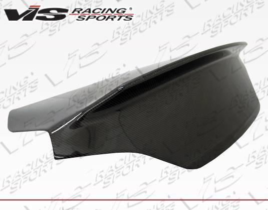 VIS Racing - Carbon Fiber Trunk Demon Style for Hyundai Genesis 2DR 10-15