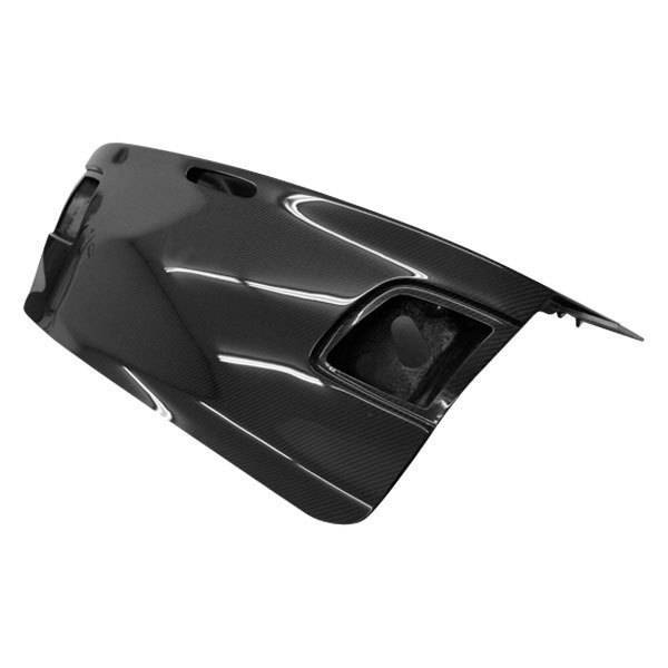 VIS Racing - Carbon Fiber Trunk OEM Style for Mazda 3 4DR 04-09