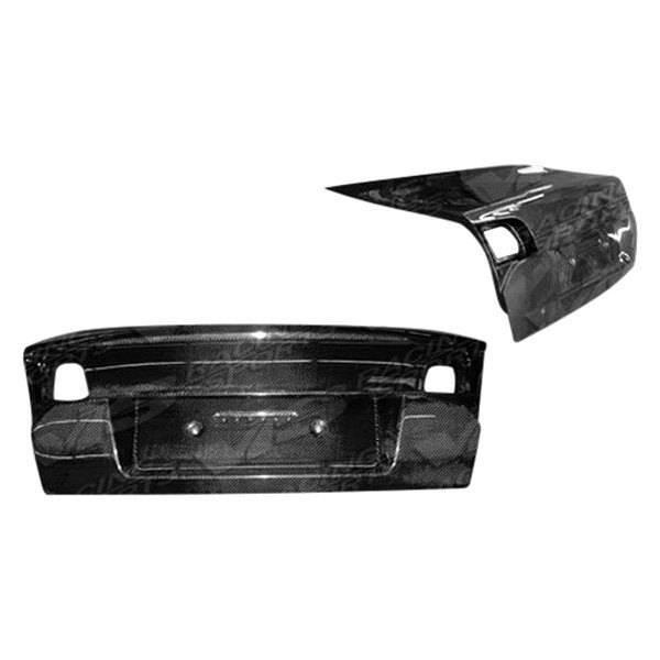 VIS Racing - Carbon Fiber Trunk OEM Style for Mazda Protege 4DR 01-04