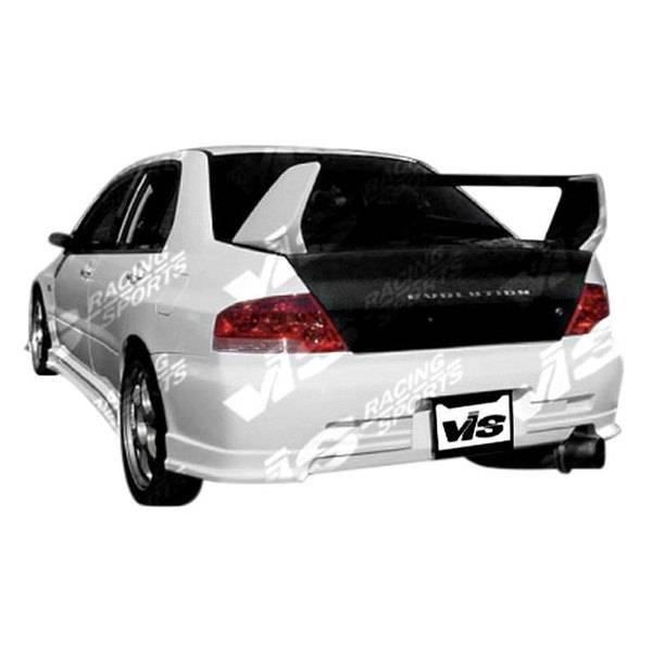 VIS Racing - Carbon Fiber Trunk OEM Style for Mitsubishi EVO 8/EVO 9 4DR 03-07