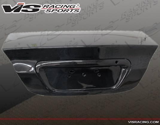 VIS Racing - Carbon Fiber Trunk OEM Style for Mitsubishi Lancer 4DR 04-07
