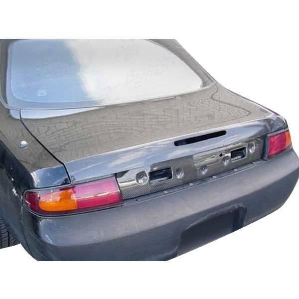 VIS Racing - Carbon Fiber Trunk OEM Style for Nissan 240SX 2DR 95-98